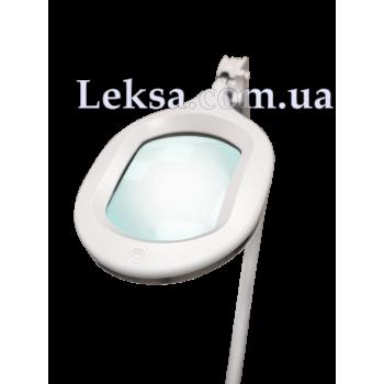 ЛАМПА-ЛУПА 6029 LED 3D 5 / 10W З РЕГУЛЮВАННЯМ ЯСКАВОСТІ