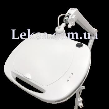 ЛАМПА-ЛУПА 6030 LED 3D 1-12W  З РЕГУЛЮВАННЯМ ЯСКАВОСТІ