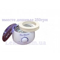 Нагрівач для воску і парафіну Pro Wax 100 WH-001 + Кільця
